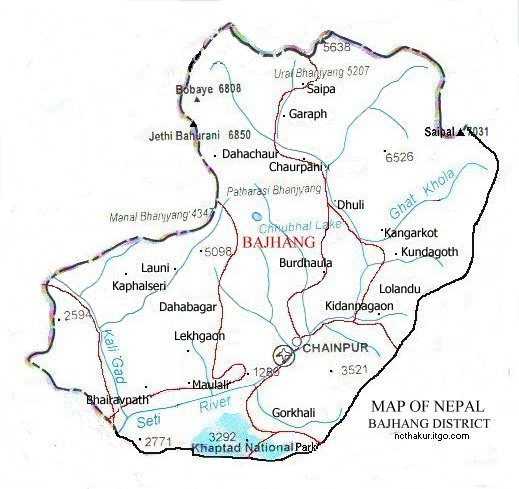 bajhang_district