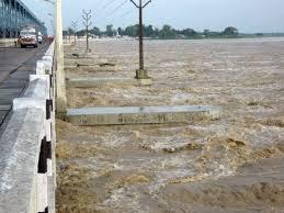 मुख्य नदीमा पानीको सतह खतराको सूचीमा