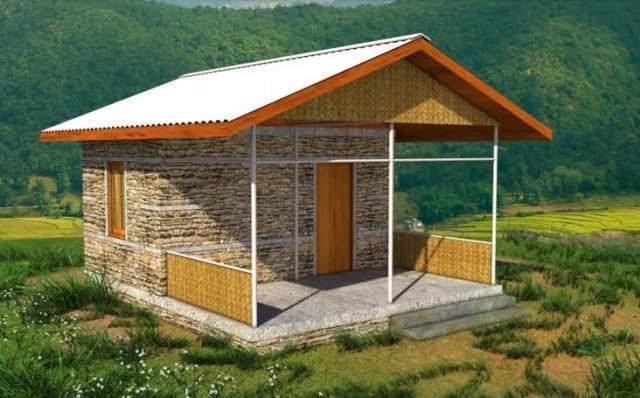house to protect earthquake2