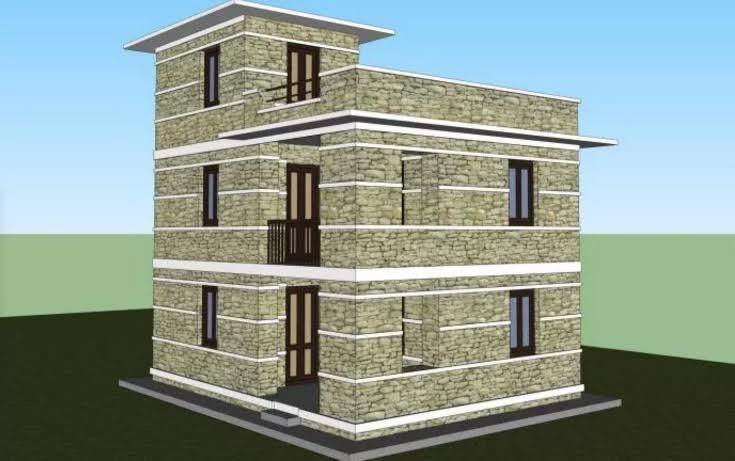 house to protect earthquake8