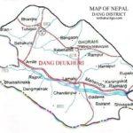 dang_district map