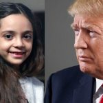 Bana Alabed and trump