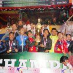 Falgunanda gold cup win