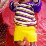 Vabkant and madhuri child