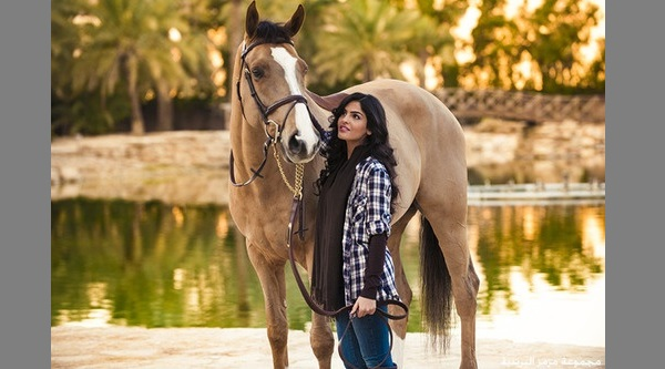ameerah-with-horse