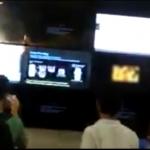 जब मेट्रो स्टेशनमा पोर्न फिल्म चल्यो