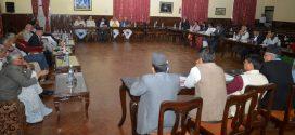 प्रचण्डको प्रस्तावः निर्वाचनपछि बजेट