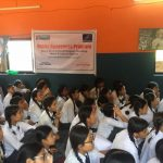 health campaign in school against tobacco teenage
