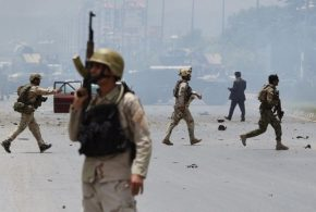 अफगान सेनाको आक्रमणमा करिब डेढसय आतंकारी मारिए