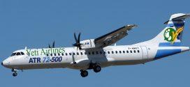 यती एयरको नयाँ विमानद्वारा परीक्षण उडान