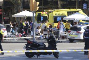 बार्सिलोनामा आतंकबादी आक्रमण, १३ को मृत्यु