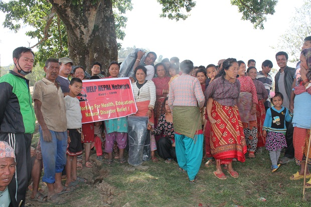 help nepal network relief
