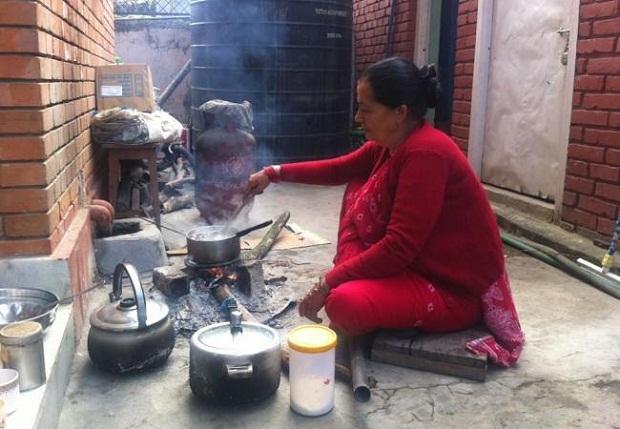 ramchandra paudel kitchen