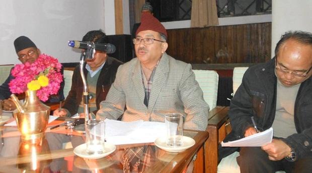 Kalyan Shrestha A2J Program