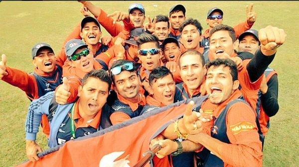 Nepal vs Ire