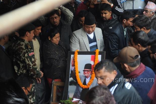 Koirala dead body at stadium (1)