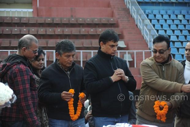 Koirala dead body at stadium (6)