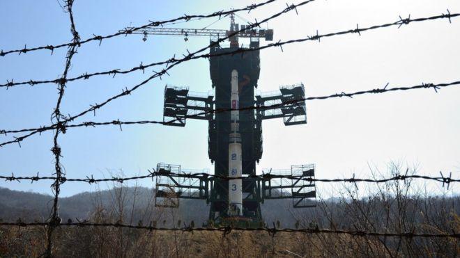Sohae Satellite Launching