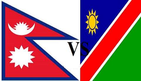 nepal vs namibia