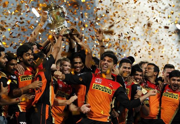 IPL 2016 The Final - RCB v SRH