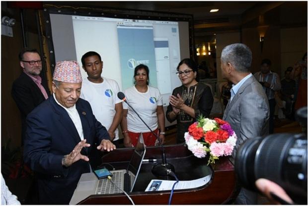 suvayatra app started by minister bohora