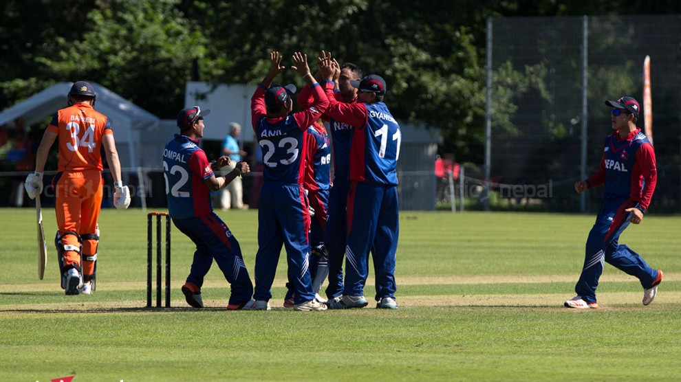 nepal vs kenya cricket match