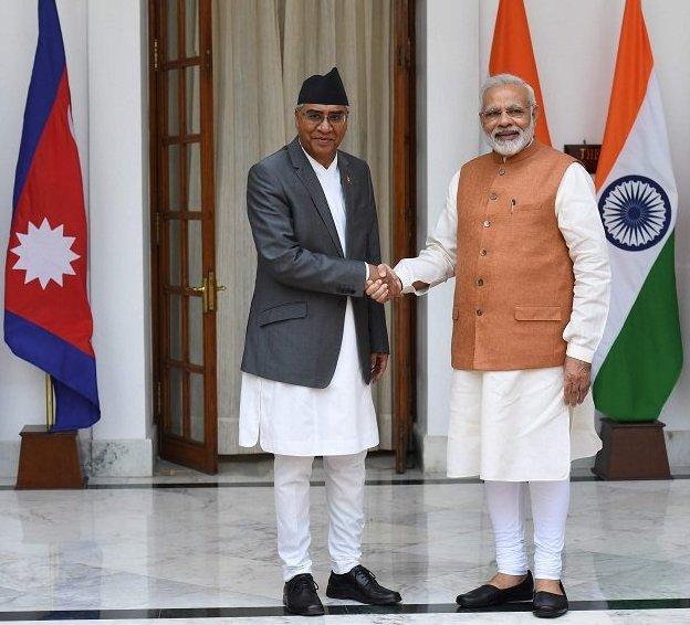 Modi-and-Deuba