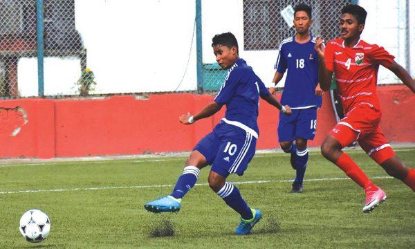 nepal-u-15-team